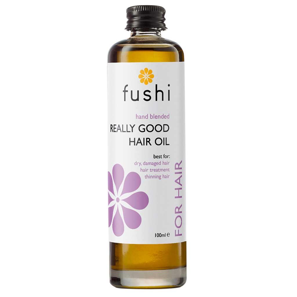 Fushi Really Good Hair Oil Hiusöljy 100 ml