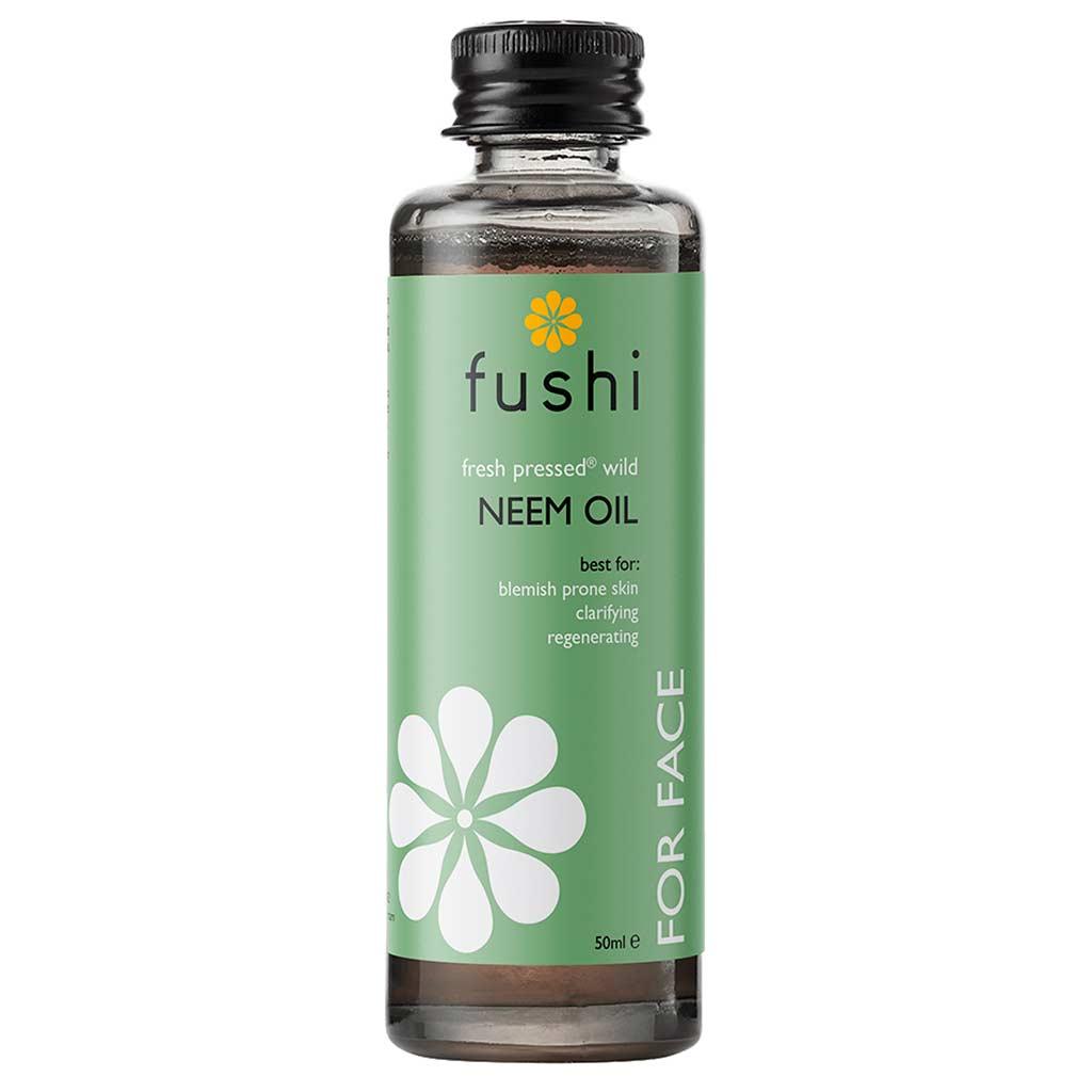 Fushi Organic Neem Oil Luomu Neemöljy 50 ml