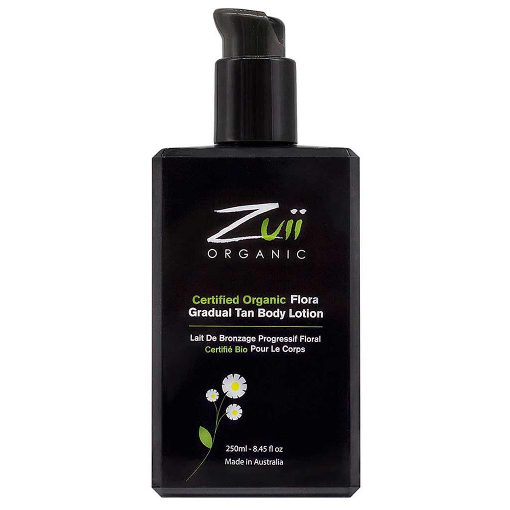 Zuii Organic Gradual Tan Body Lotion 250 ml
