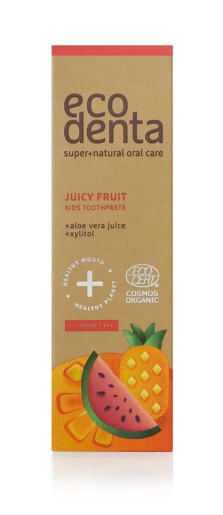 Ecodenta Juicy Fruit Kids Toothpaste Lasten Hammastahna