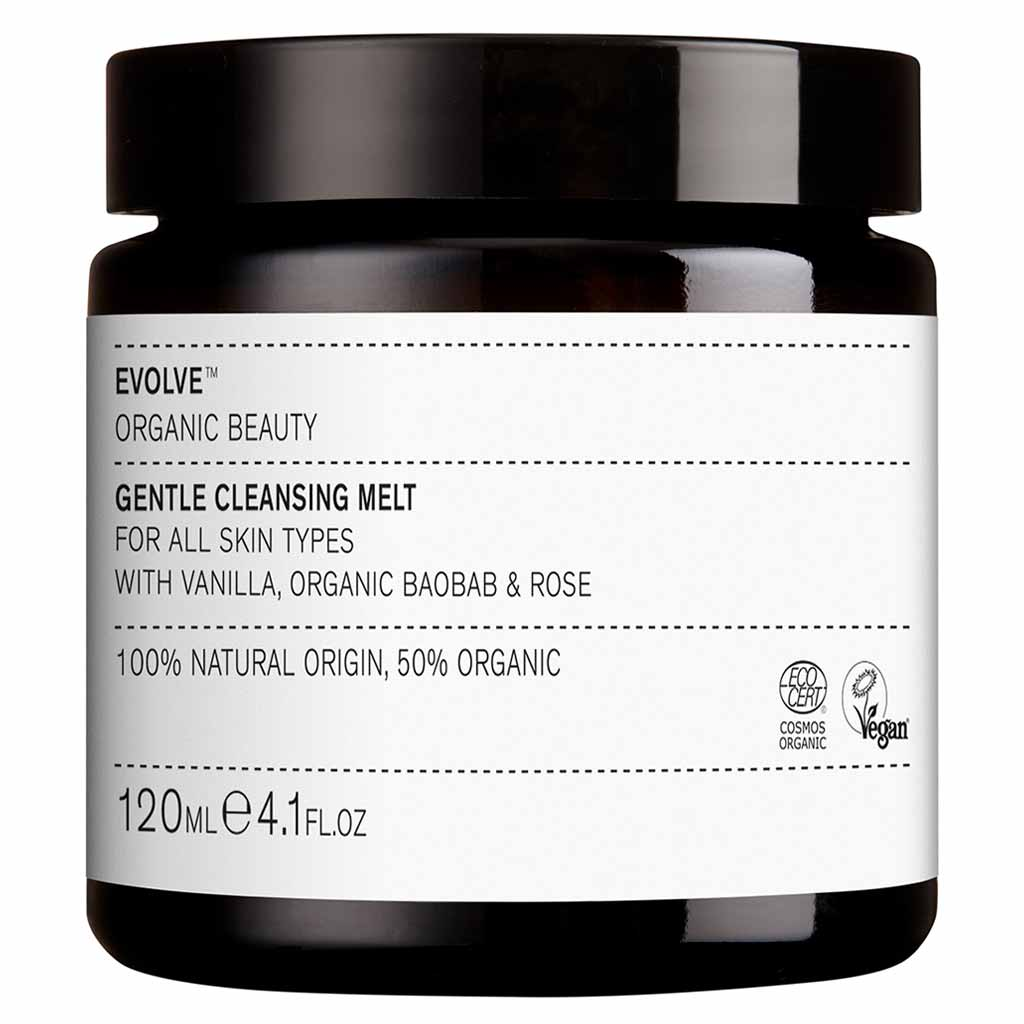 Evolve Organic Beauty Gentle Cleansing Melt Puhdistusbalmi 120ml