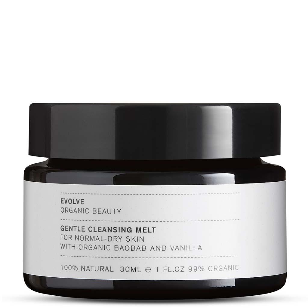 Evolve Organic Beauty Gentle Cleansing Melt Matkakoko 30ml