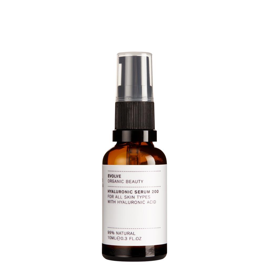Evolve Organic Beauty Hyaluronic Serum 200 Hyaluronihapposeerumi Matkakoko 10ml