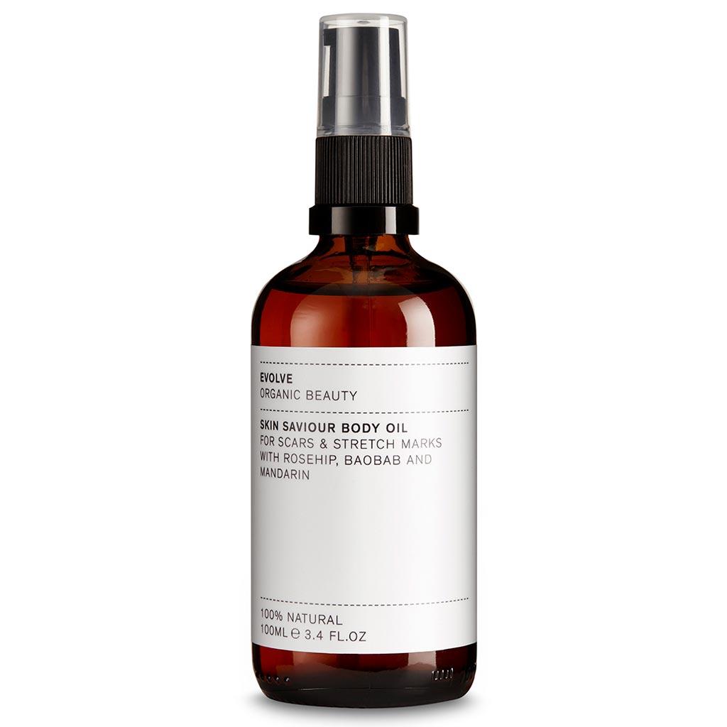 Evolve Organic Beauty Skin Saviour Body Oil Vartaloöljy 100ml