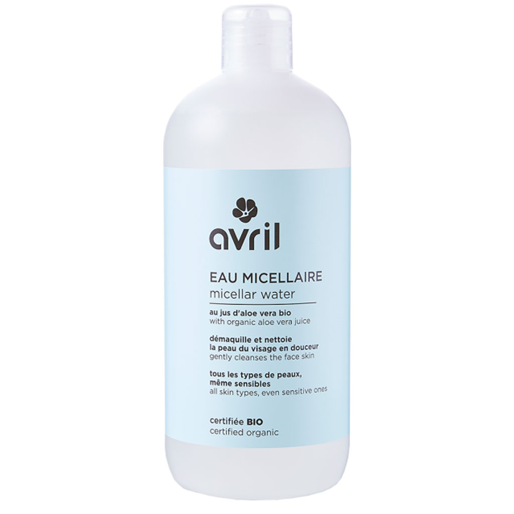 Avril Organic Misellivesi 500 ml