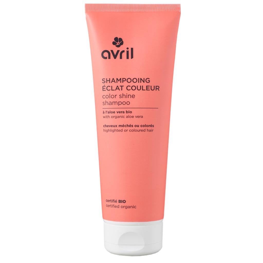 Avril Organic Shampoo Värjätyille hiuksille 250ml