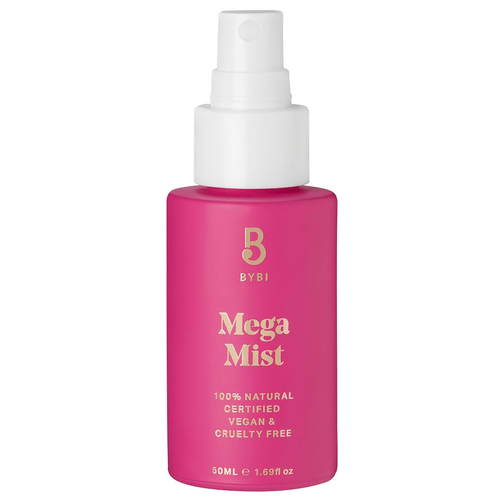 BYBI Beauty Mega Mist Hyaluronihappo Kasvosuihke 50 ml