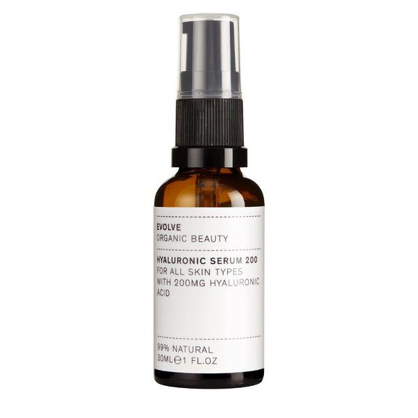 Evolve Organic Beauty Hyaluronic Serum 200 Hyaluronihappo seerumi 30ml