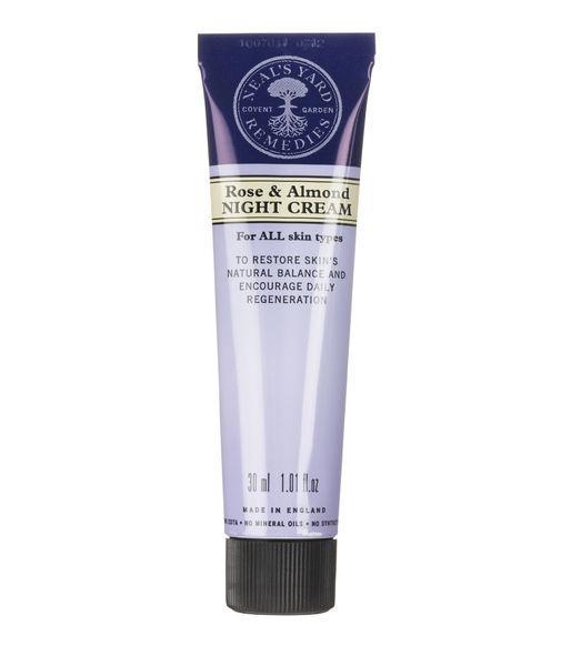 Neal´s Yard Remedies Rose & Almond Night Cream