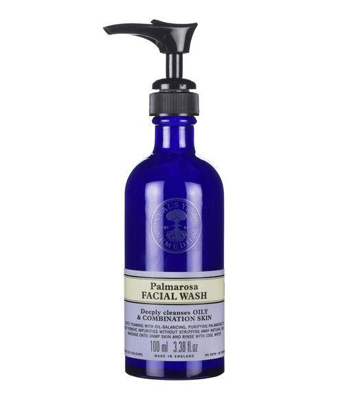 Neal´s Yard Remedies Palmarosa Facial Wash Kasvojenpuhdistusaine