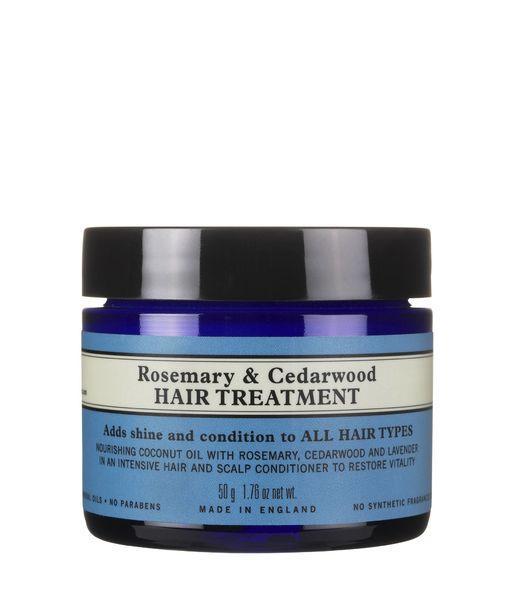 Neal´s Yard Remedies Rosemary & Cedarwood Tehohoito hiuksille