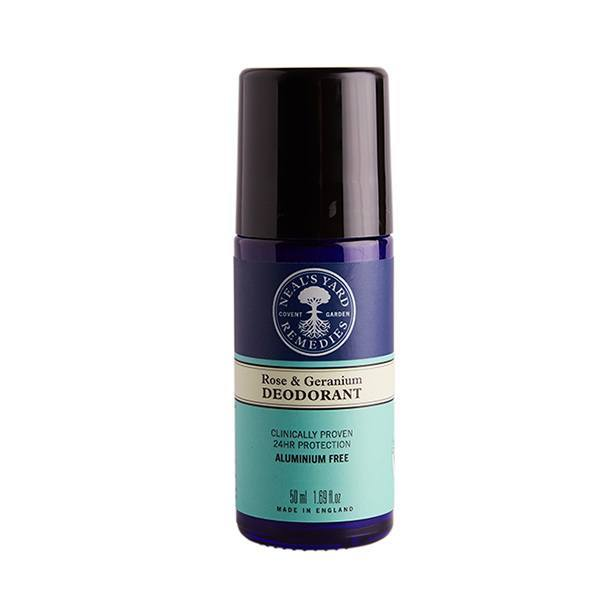Neal´s Yard Remedies Roll on deodorant Rose & Geranium