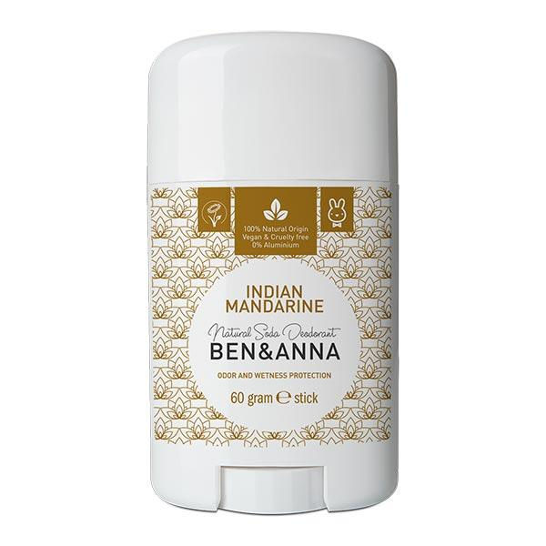 Ben & Anna Deodorantti Stick Indian Mandarine