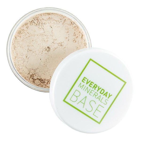 Everyday Minerals Rosy Ivory 1C Semi-Matte -mineraalimeikkipohja