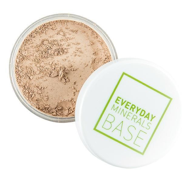 Everyday Minerals Rosy Tan 5C Semi-Matte -mineraalimeikkipohja