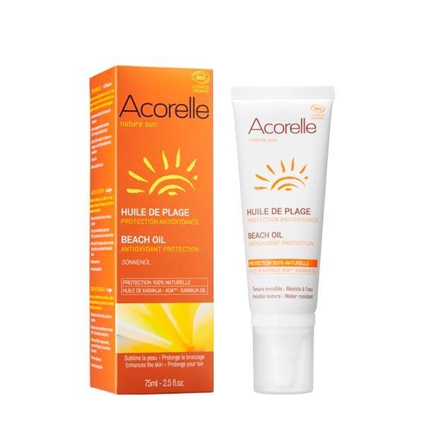 Acorelle Beach Oil - Vartaloöljy Karanja