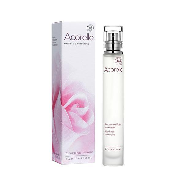 Acorelle EF Silky Rose Kevyt tuoksu