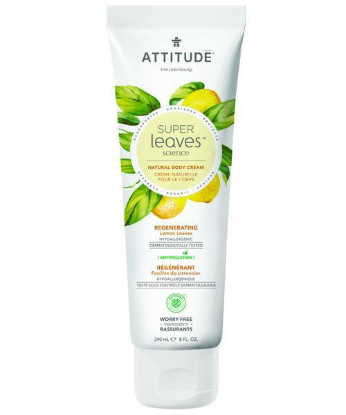 Attitude Super Leaves Uudistava vartalovoide 240ml