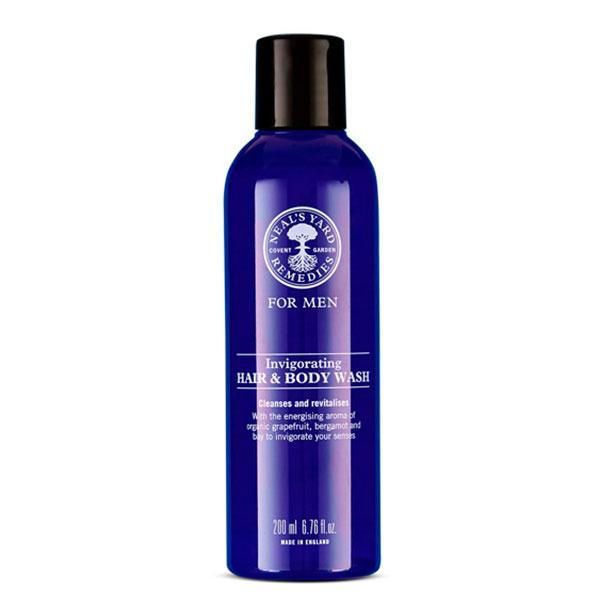 Neal's Yard Remedies MEN Invigorating Hair & Body Suihkugeeli 200ml
